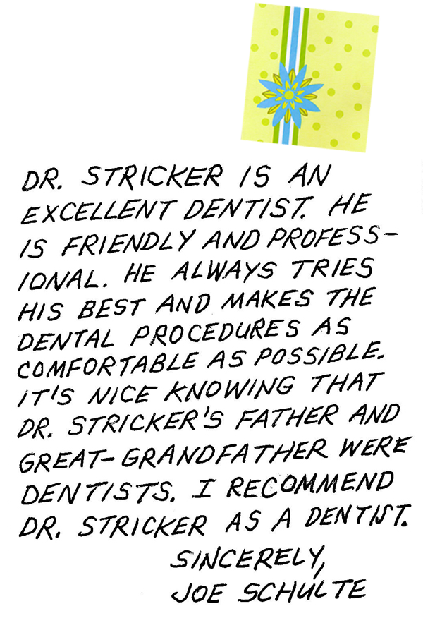 St Joe Dentist Reviews